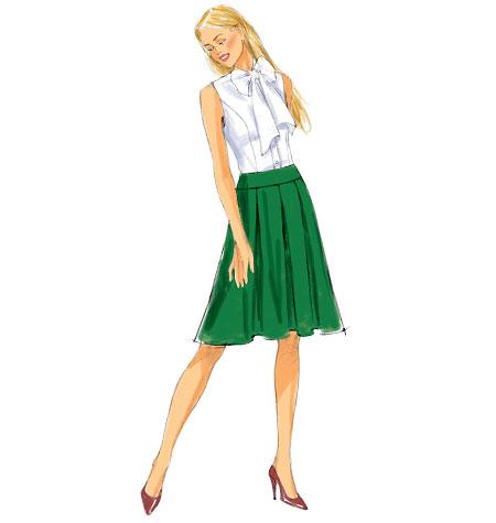Butterick Misses' Skirt 6102