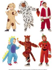 Butterick childrens costume 6695