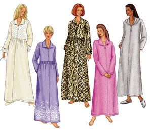 Butterick Robe 6881