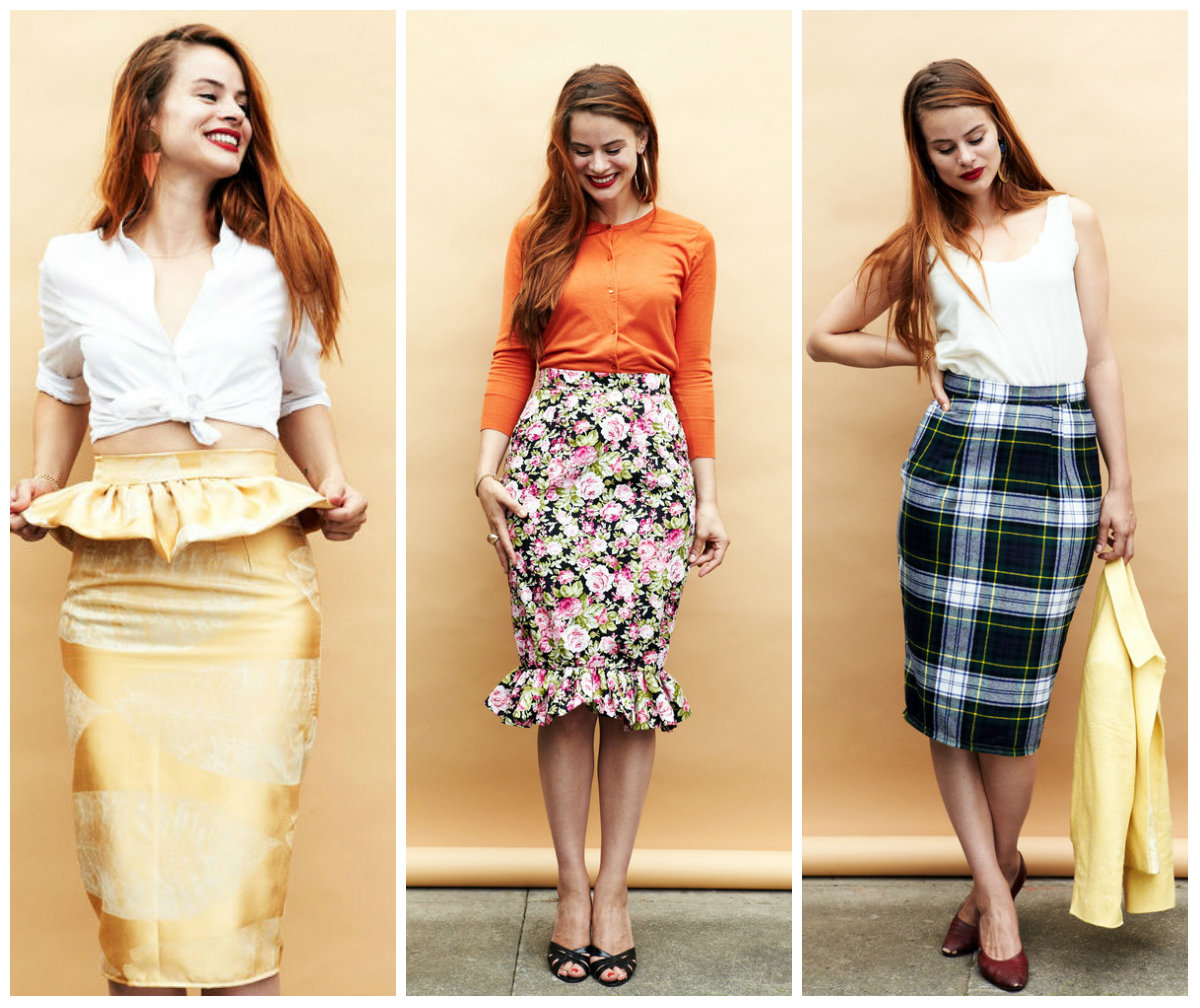 By Hand London Charlotte Skirt Charlotte Skirt
