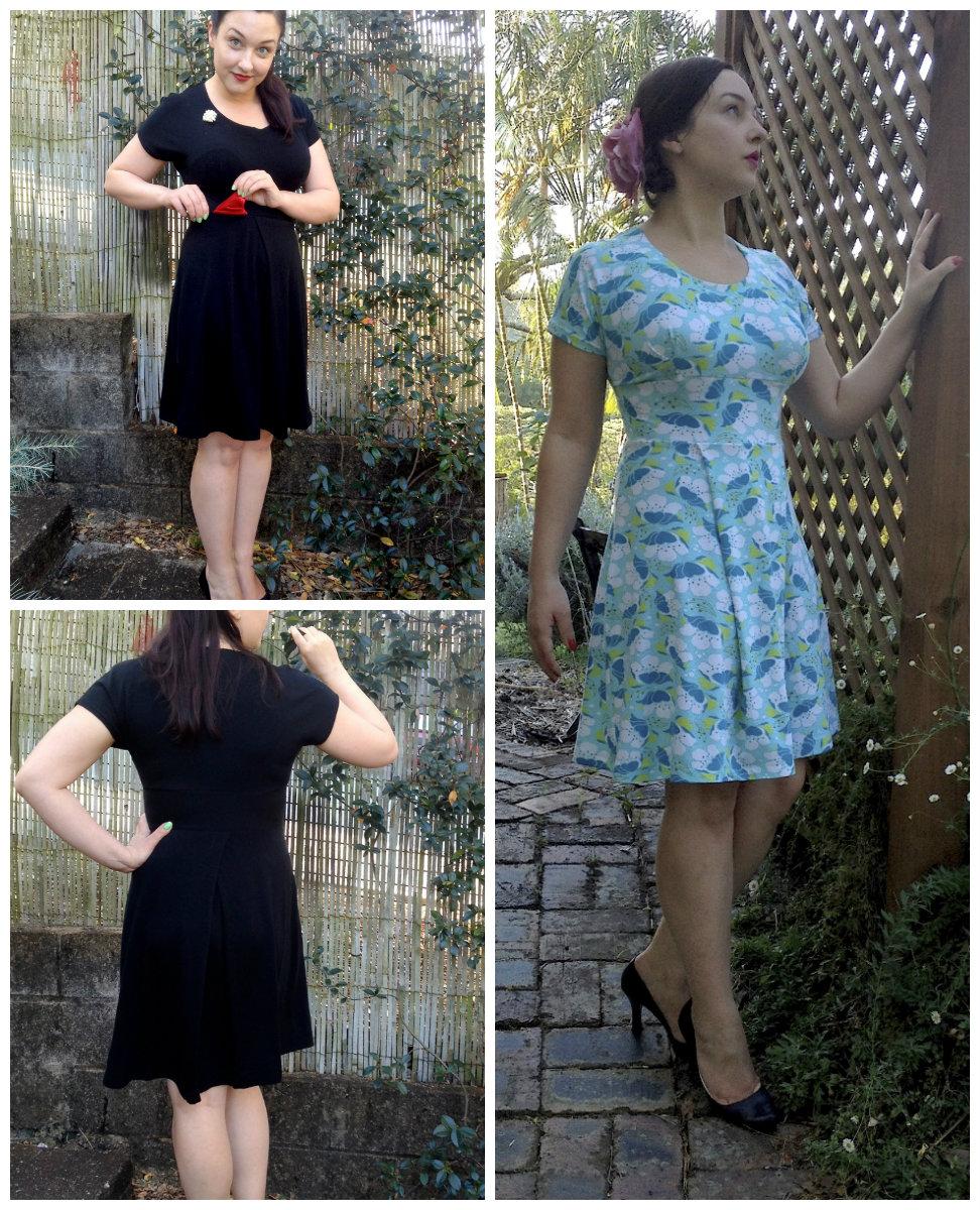 Cake patterns Red Velvet Dress Downloadable Pattern 0369