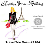 Christine Jonson Travel Trio One