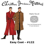 Christine Jonson Easy Coat