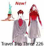 Christine Jonson Travel Trio Three