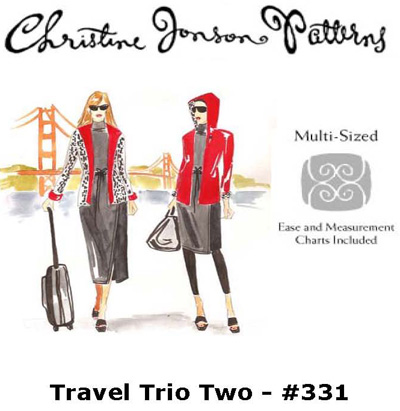 Christine Jonson Travel Trio Two 331