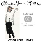 Christine Jonson Swing Shirt