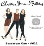Christine Jonson BaseWear One - Leggings, Top and Yoga Bodysuit