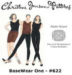 Christine Jonson BaseWear One - Leggings, Top and Yoga Bodysuit