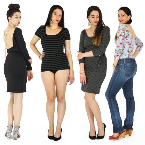 Closet Case Files Nettie Body Suit & Dress Nettie Body Suit & Dress