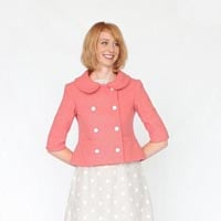 Colette Patterns Anise Jacket Pattern (1023)