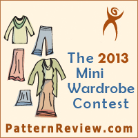 Contest  Mini Wardrobe 2013