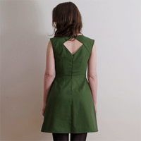 Deer & Doe Belladone Dress Pattern
