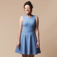 Deer & Doe Zephyr Dress Pattern