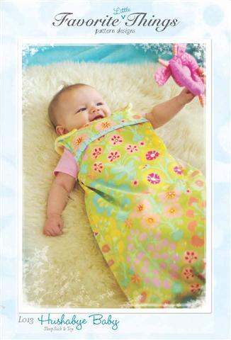 Favorite Things Hushabye Baby Pattern
