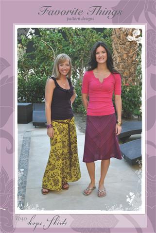 Favorite Things Hope Skirts Pattern