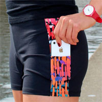 Fehr Trade Duathlon Shorts Digital Pattern