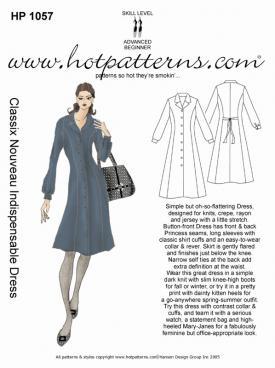 HotPatterns Classix Nouveau Indispensable Dress 1057