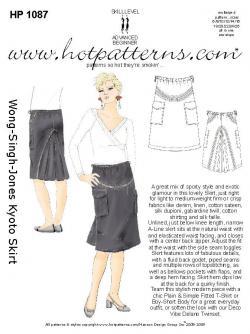 HotPatterns WSJ Kyoto Skirt 1087
