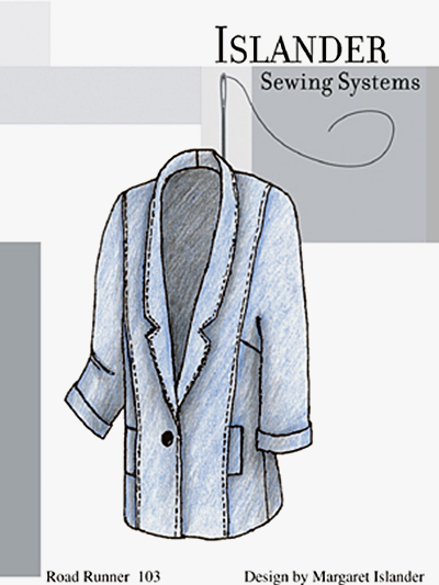 Islander Sewing Systems Road Runner Pattern 103