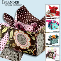 Islander Sewing Systems Gift Box Plus