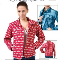 Islander Sewing Systems Jacket Express Pattern
