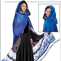 Islander Sewing Systems Cape D Elegance Paper Pattern