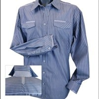 Islander Sewing Systems Details Express Shirt (Size 1X-4X)