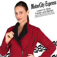 Islander Sewing Systems Motor City Express Digital Pattern