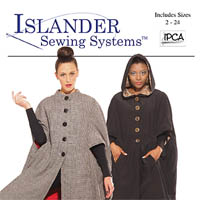 Islander Sewing Systems Cape Super Express