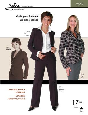 Jalie Women's Jacket 2559