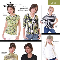 Jalie 2805 Pattern