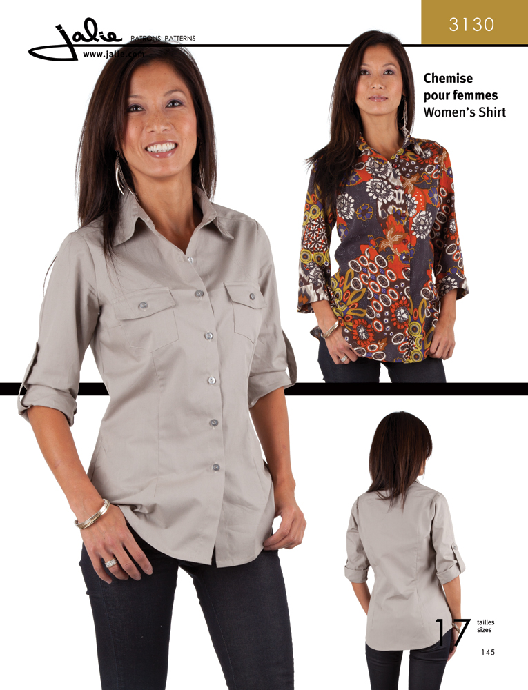 Jalie 3130 Women 39 S Shirt