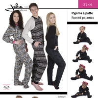 Sewing Patterns & Mens - Sleepwear / Loungewear Pattern Reviews