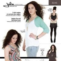 Jalie 3245 Pattern