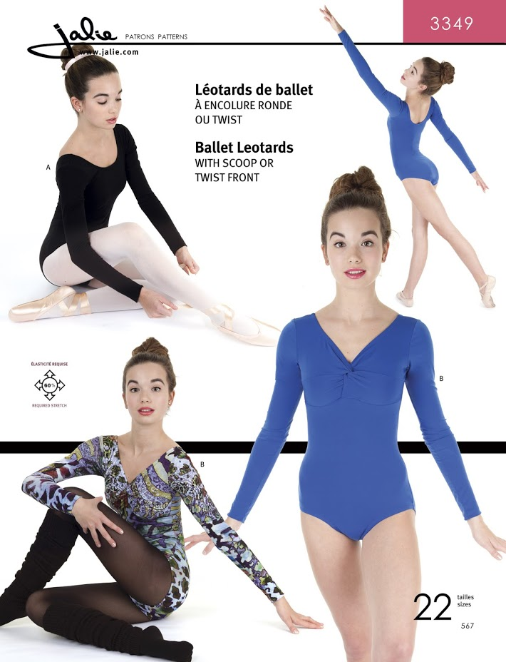 Jalie Ballet Leotards 3349
