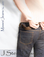 J Stern Designs Misses Jeans Pattern
