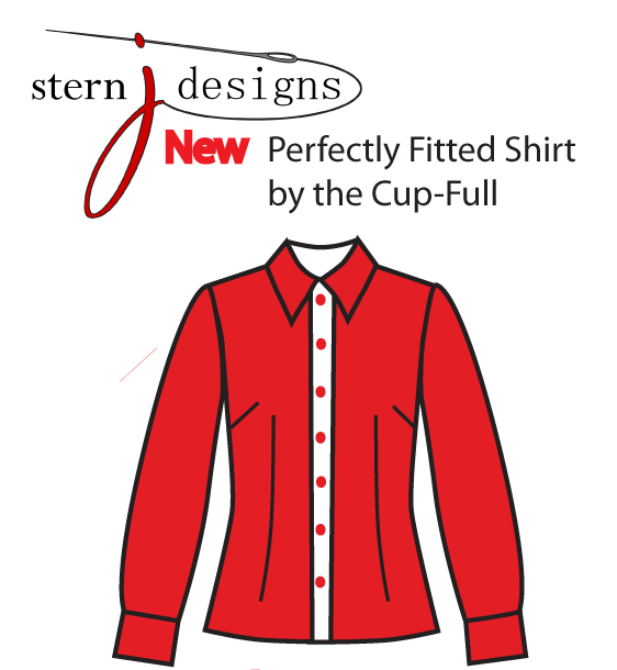 J Stern Designs The Perfectly Fitted Shirt by the Cup-Full 0061