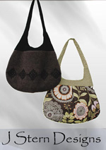 J Stern Designs The Hobo Bag Pattern