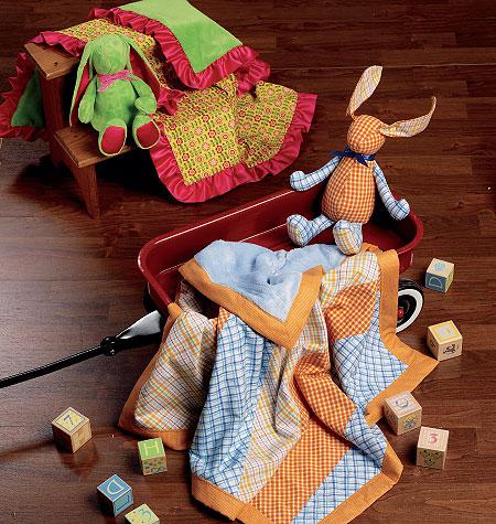 Kwik Sew Cozy Comforts 0111