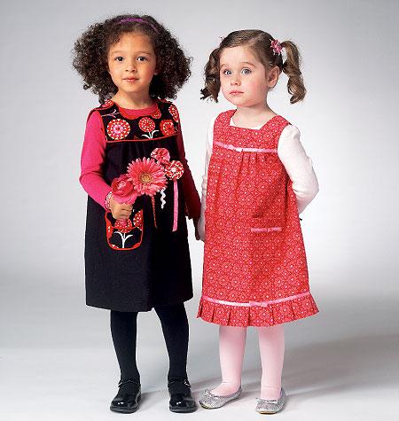 Kwik Sew Toddlers' Jumper 0120