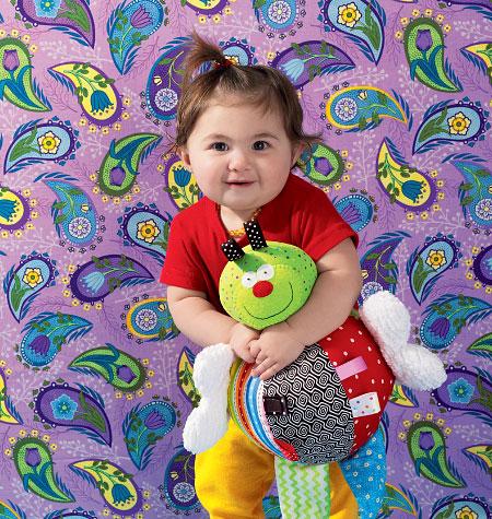 Kwik Sew Toys 0137