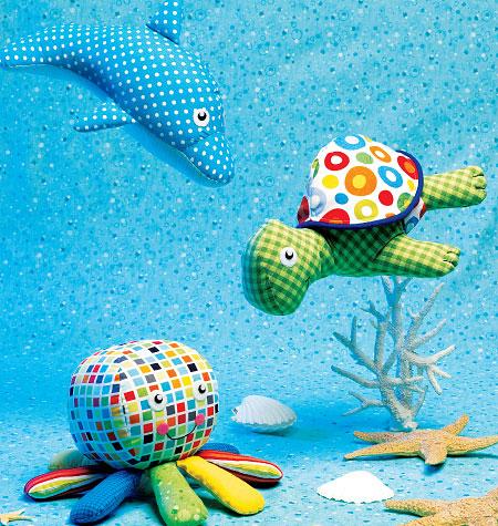 Kwik Sew Toys 0140