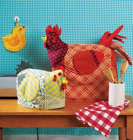 Kwik Sew Potholder and Appliance Covers 0152