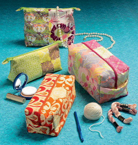 Kwik Sew Zippered Cases 0155