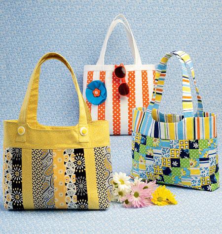 Kwik Sew Handbags 0177