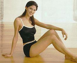 Kwik Sew 2868 Misses' Tankini Swimsuit