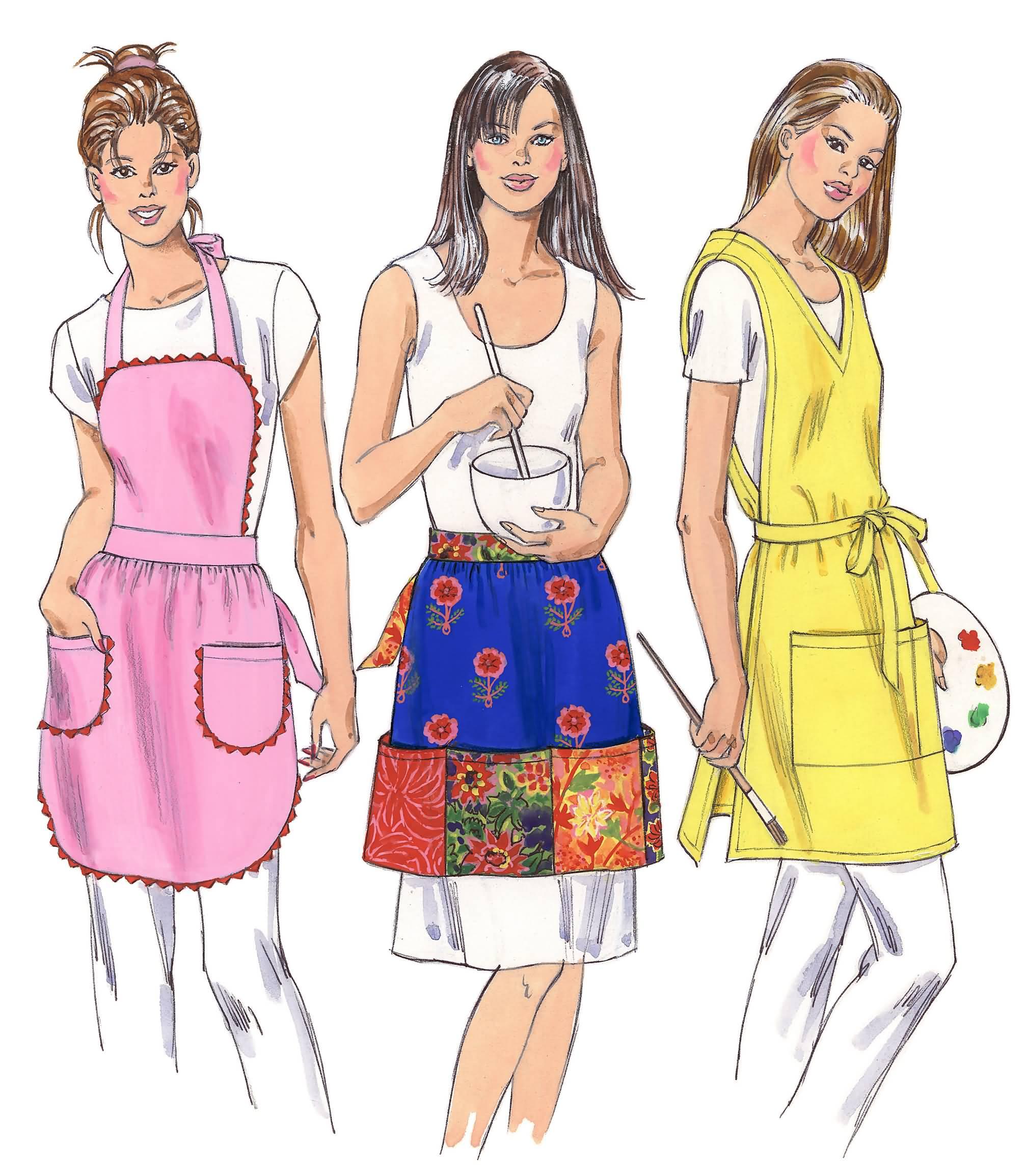 Amazon.com: Butterick Sewing Pattern B4542 Children's Choir Robes