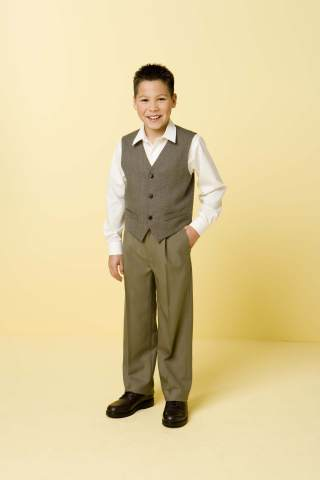 Kwik Sew Boys Pants & Vests 3399
