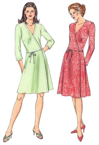 Dressmaking for beginners – sewing patterns and making