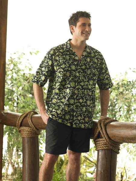 Kwik Sew Men Shirt and Shorts 3421